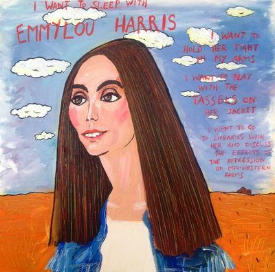 I Want To Sleep With Emmylou Harris
