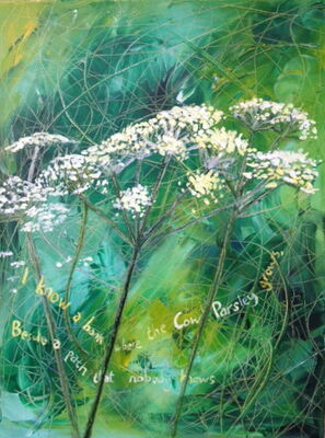 I Know A Path Where The Cow Parsley Grows