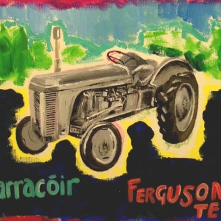 I Dream of Tractors: The Ferguson TE20