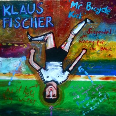 Klaus Fischer: Mr Bicycle Kick