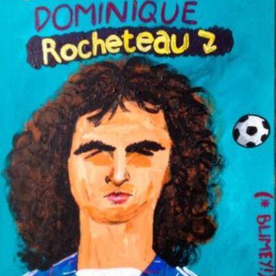 Sacre Bleu! It's Dominique Rocheteau