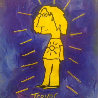Trevor the Sun God
