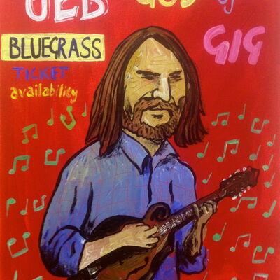Jeb, God of Bluegrass Gig Ticket Availability
