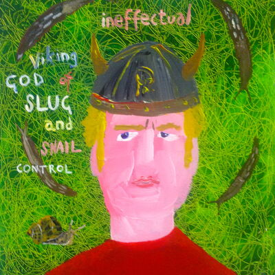 Ernest, Inneffectual Viking God of Slug and Snail Control