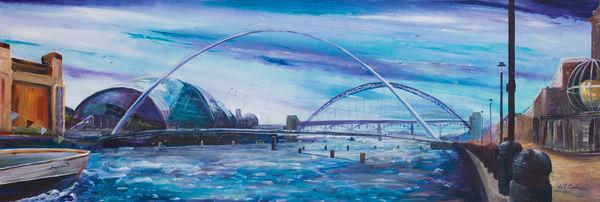 QuaySide Newcastle/Gateshead