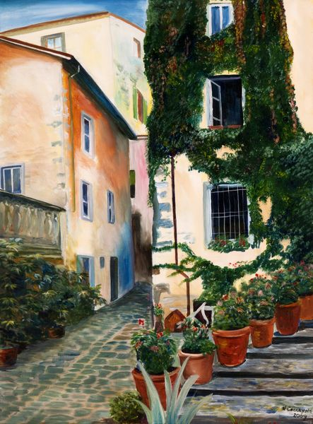 Barga back street
