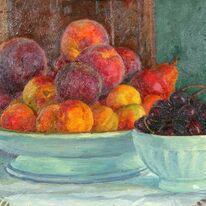 Cherries and fruit