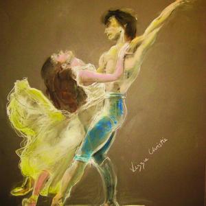 Ballet Dancers 4