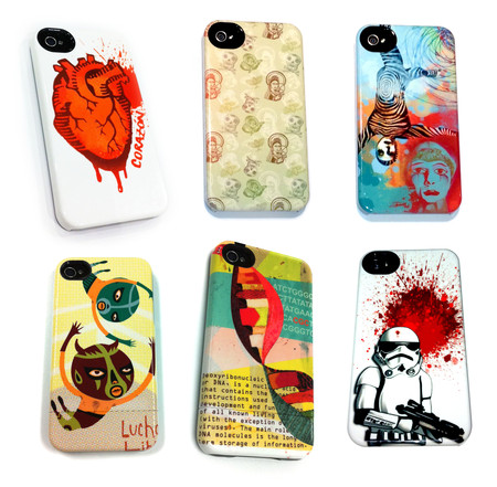 premium selection 011d8 243e4 Personalised illustrations for phone cases - Graphic design