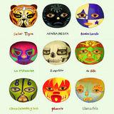 Lucha Libre Mascaras