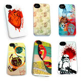 Personalised illustrations for phone cases
