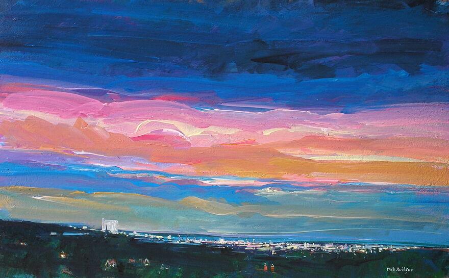 Evening Sky [Last Sunlight] 1