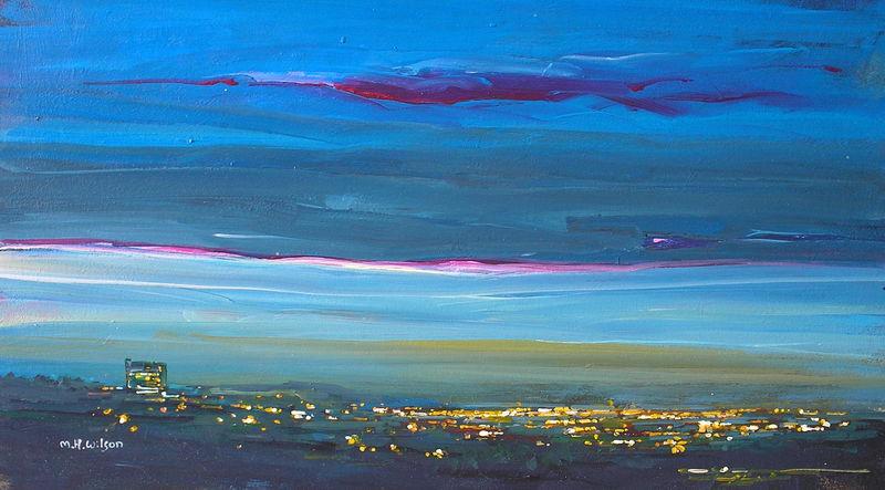 Night Sky [City Lights]2