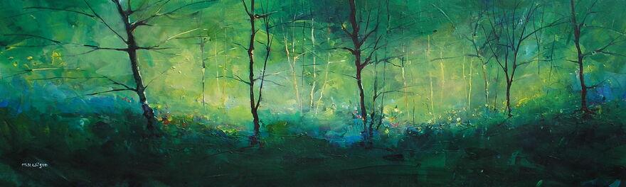 Bluebell Vista, Ecclesall Woods 1