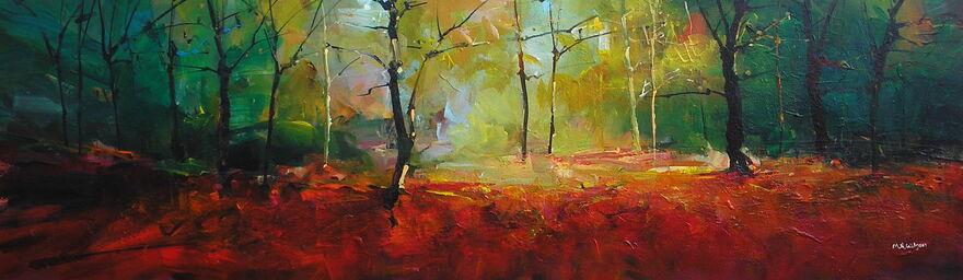 Autumn Vista, Ecclesall Woods 1