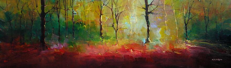 Autumn Vista, Ecclesall Woods 2