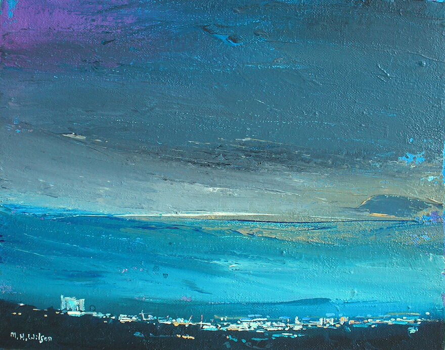 Evening Sky [Last Sunlight] 3