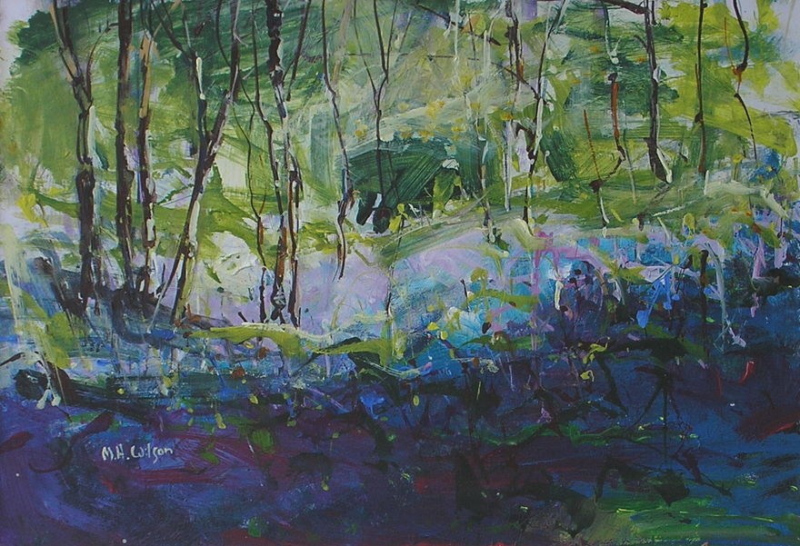 Bluebells [Ecclesall Woods]