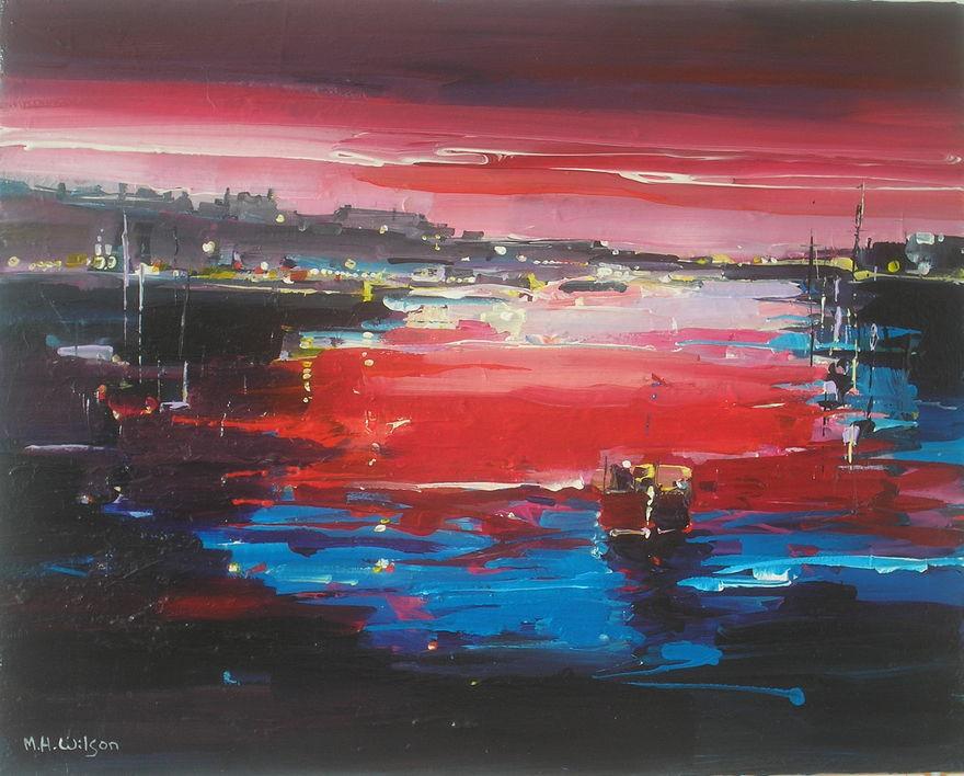 Red Harbour Return