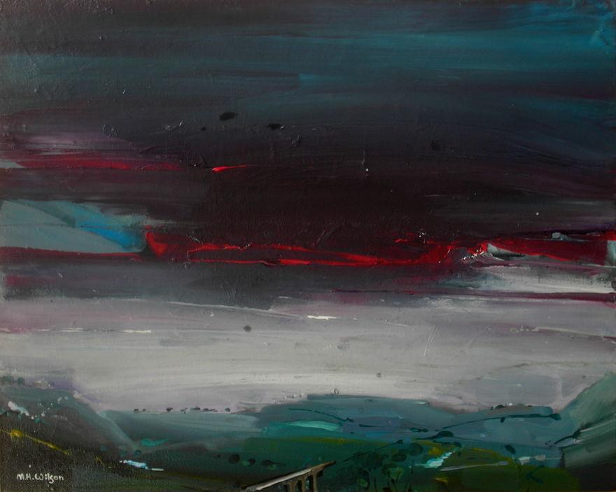 Rainstorm, Monsal Dale 2