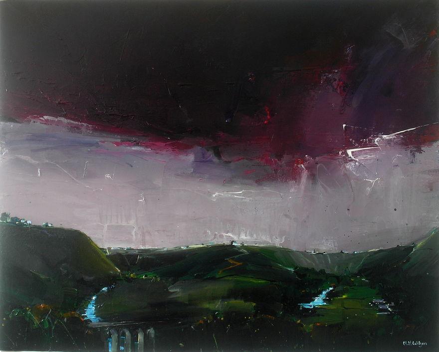 Rainstorm, Monsal Dale