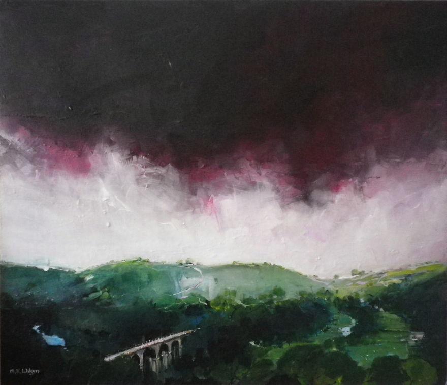 Storm Sky, Monsal Dale