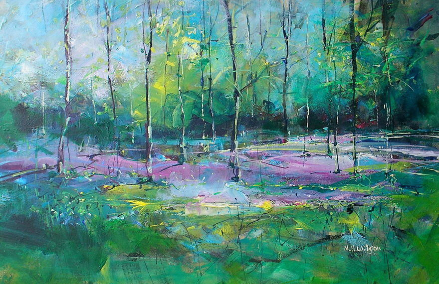 Bluebells 07 [Ecclesall Woods]