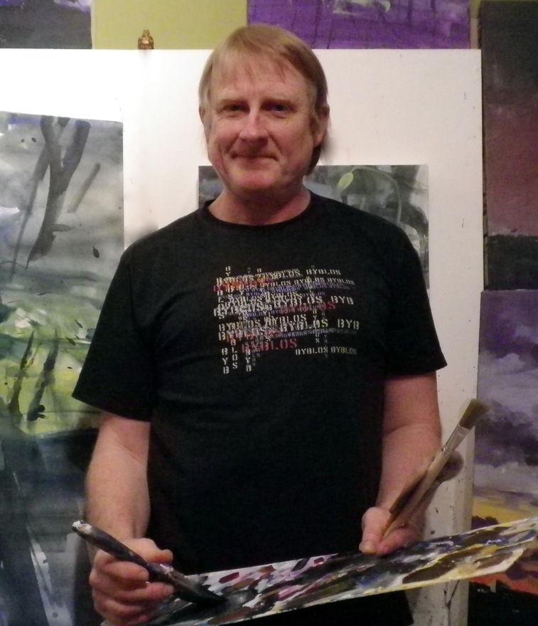 Mark H Wilson, Sheffield Artist.