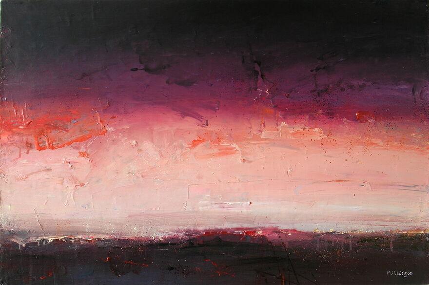 Red Ridge Sunset