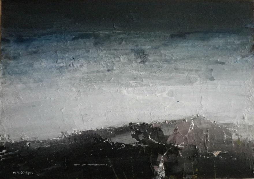 Higger Tor (Blue Grey Skies)