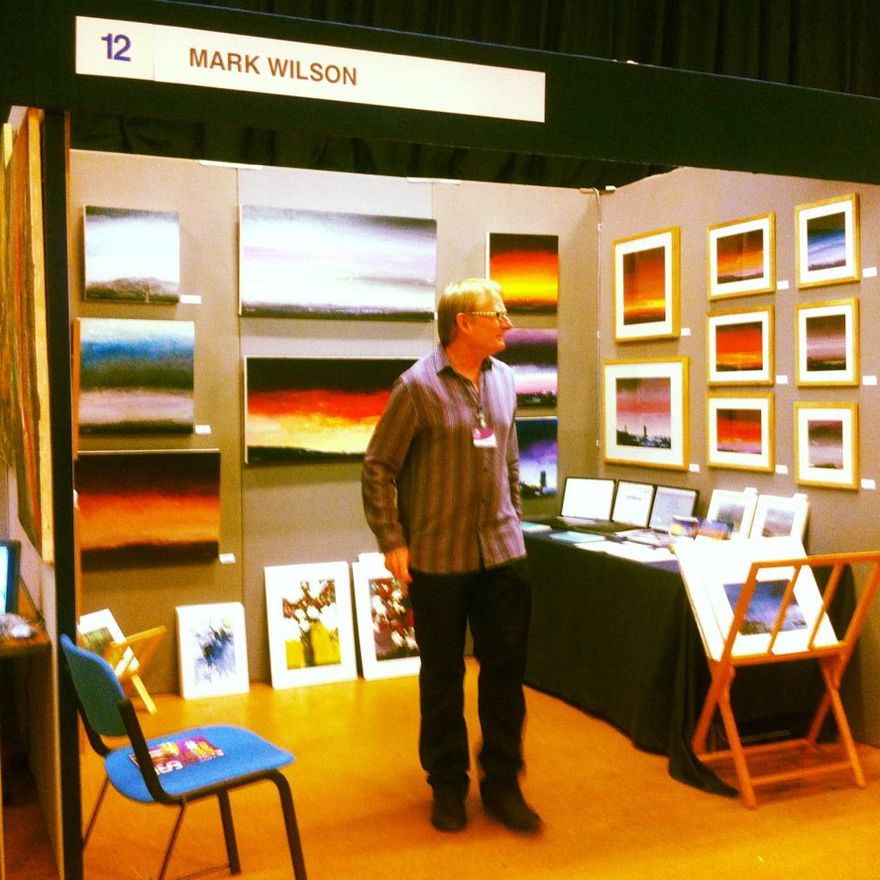Great Sheffield Art show 2012