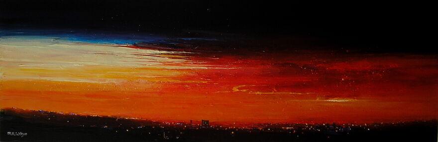 City Sunrise, Shimmer 2