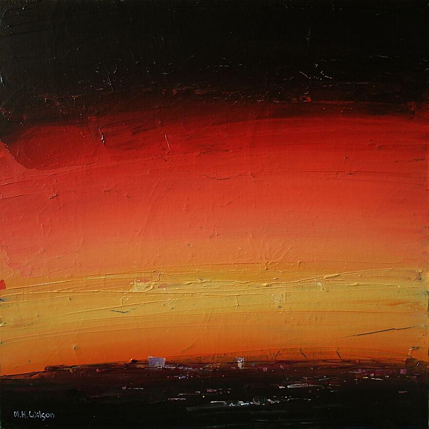 Dawn Impression From Meersbrook