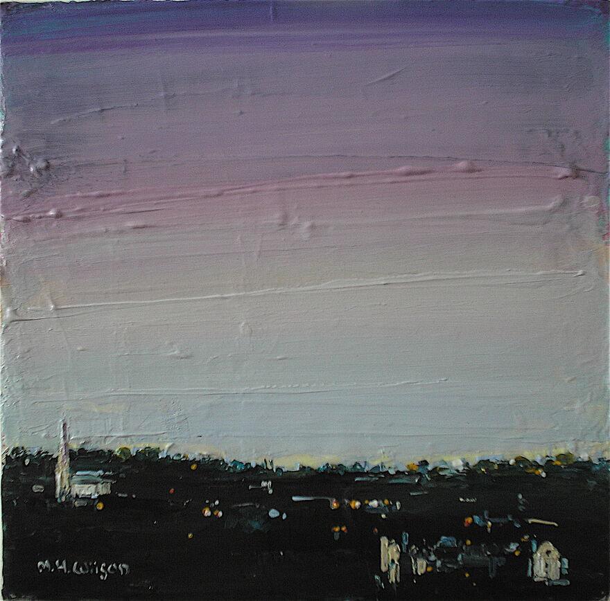 Skyscape, Ranmoor Sunset 2