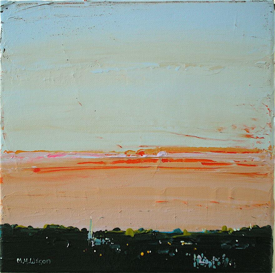 Skyscape, Ranmoor Sunset 3