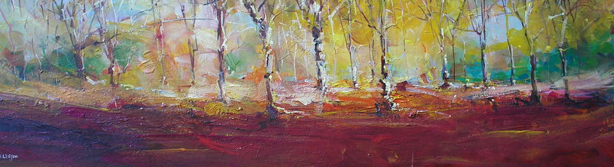 Autumn Woodland (Morning) 2