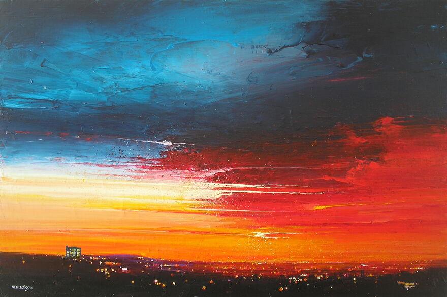 A City Sunrise