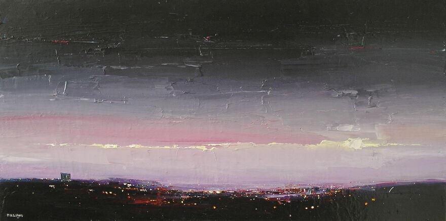 Lilac City Sunrise