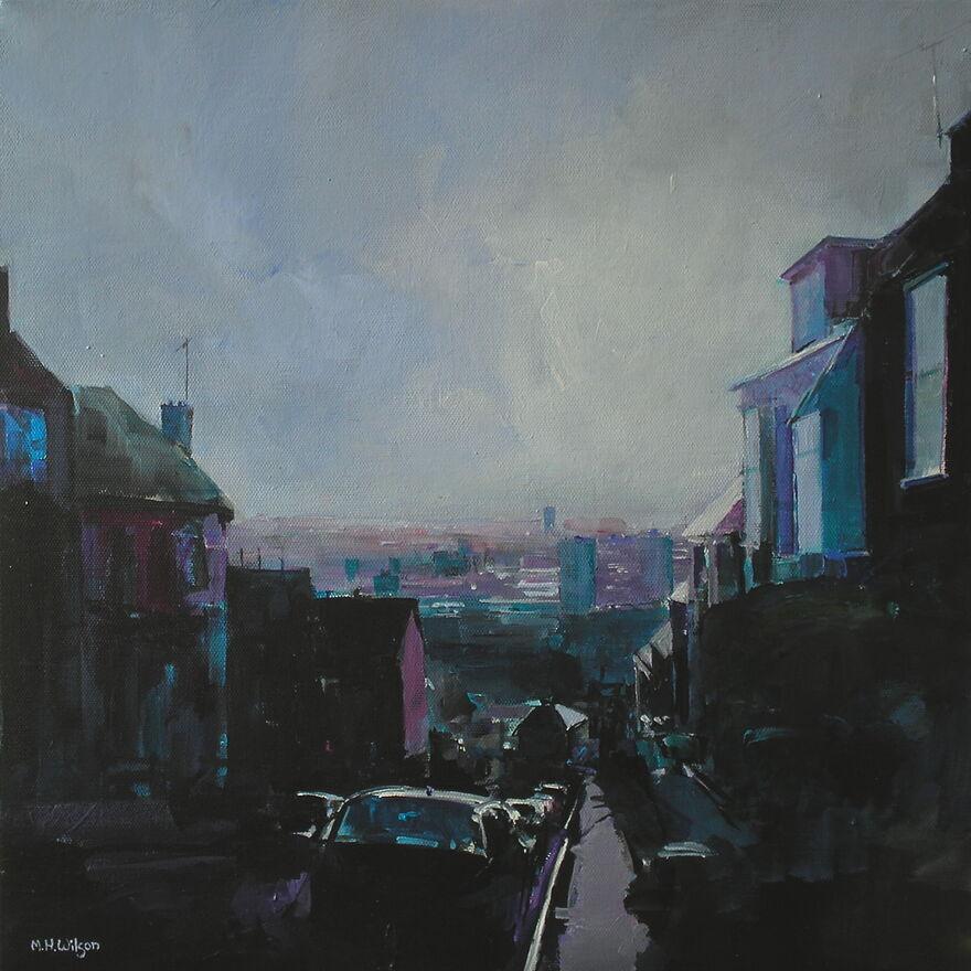 Down Blake Street