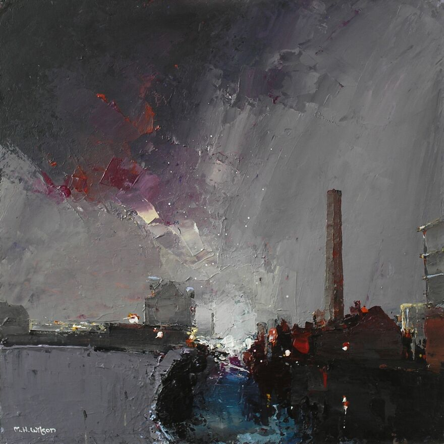 Sunset Grey, Kelham Island