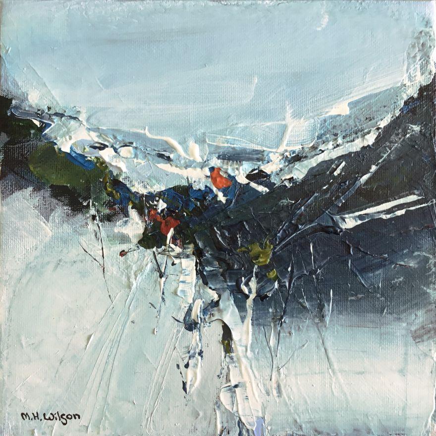 Bolehills Under Snow 2