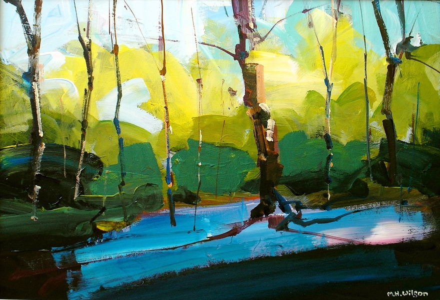Bluebells (Woodland Derivative)