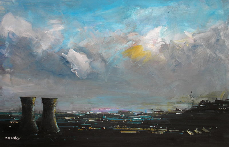 Storm Sky Light, Tinsley 1