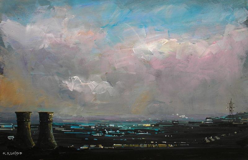 Storm Sky Light, Tinsley 2