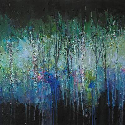 Woodland Splash