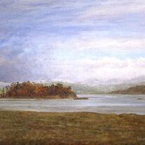 Winter, Holme Island
