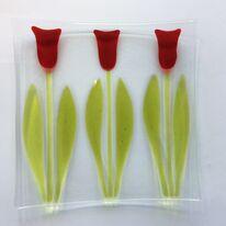 Tulip dish