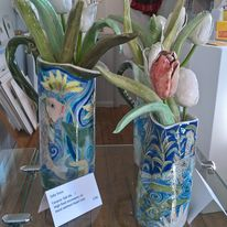 Ceramic Still life  by Sally Toms