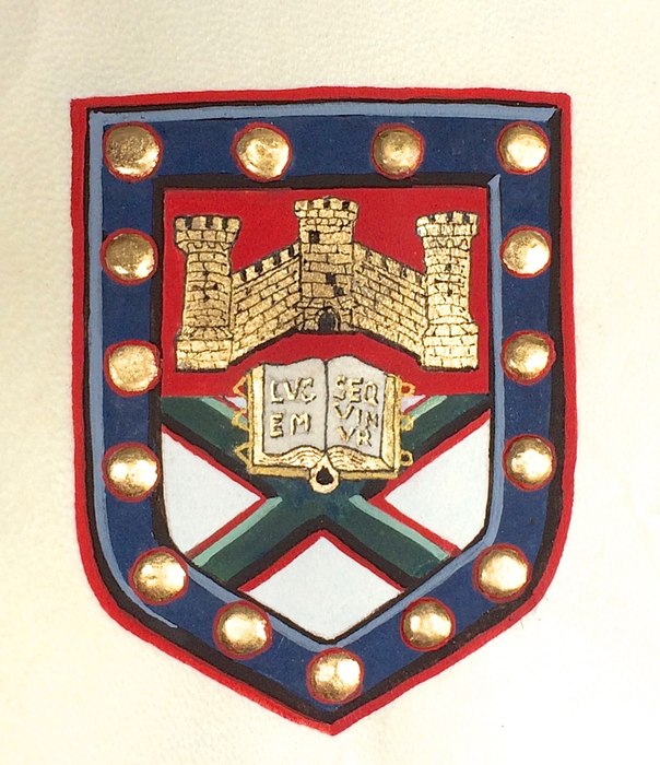 Exeter University Crest