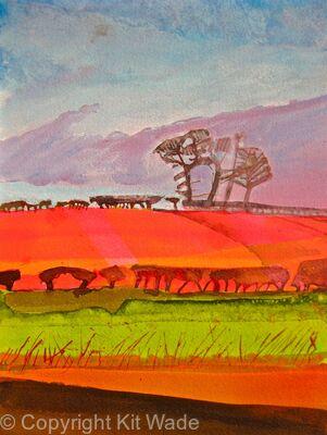Skyline : Marston Moor Battle Site